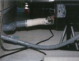 給排水の接続写真5
