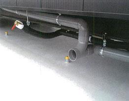 給排水の接続写真4
